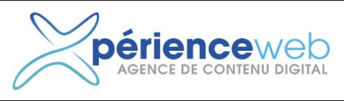 Client Xpérience Web